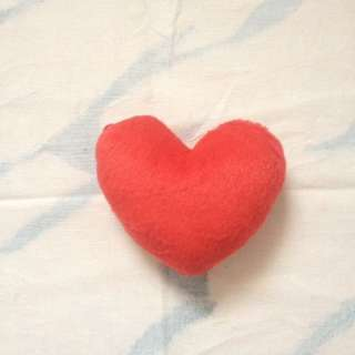 Heart stuff toy