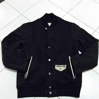 PSGB夾克外套黑色外套棒球外套百搭