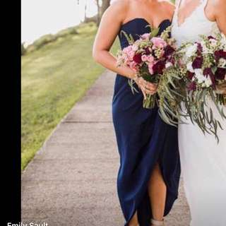 Shona Joy Dress Bridesmaid