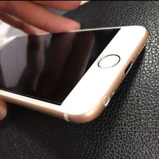 Apple IPhone 6 Six 64gb Gold Color