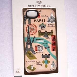Anna Rifle Paper Co Paris iPhone 5 Case