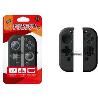 Nintendo Switch Silicone Joy-con Case