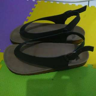sandal tali custom