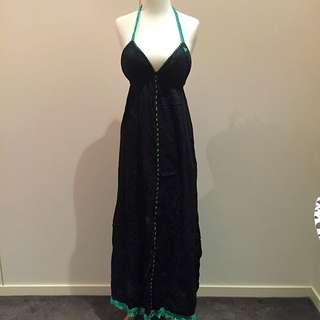 Roxy Maxi Dress 👗 Size 10