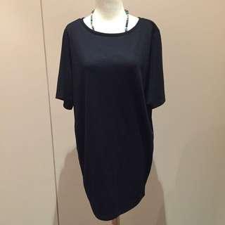Zara Basics T-shirt Dress 👗 Size M