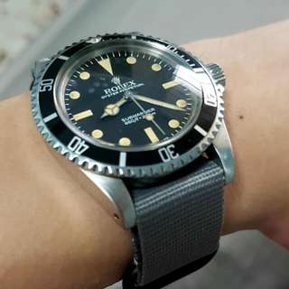 Rolex Submarina 5513