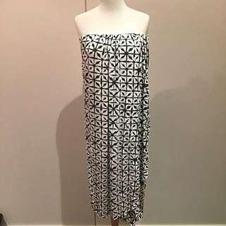 Billabong Strapless Dress 👗 Size 10