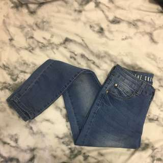 Cotton On Skinny 7/8 Jeans