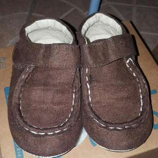 Pre loved Pitter Pat Baby Shoes (boys)