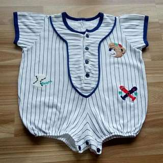 Romper Bayi Second