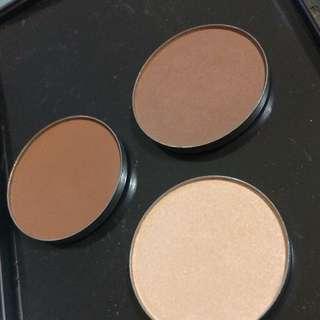 ABH Contour Powders JavaHavanaSand