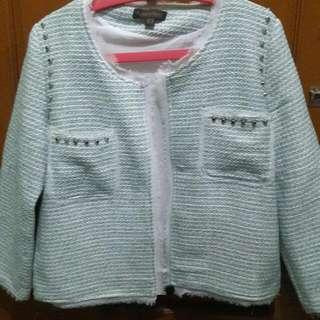 Folded & Hang Blazer/cardigan