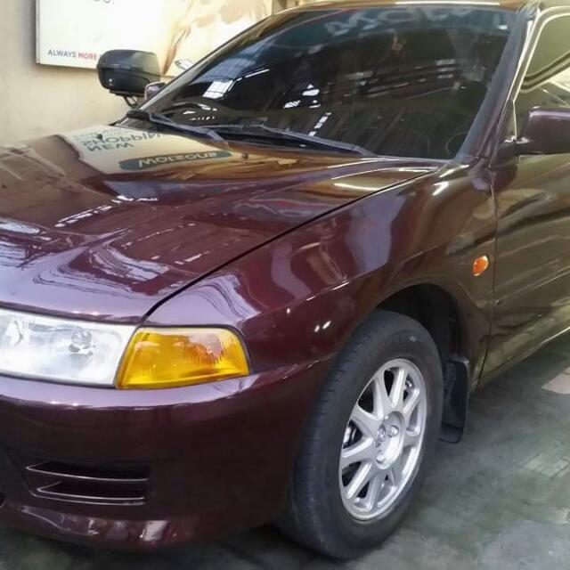 2000 mitsubishi lancer glx manual cars cars for sale on carousell rh ph carousell com Mitsubishi Lancer 1.6 GLX Lancer GLS