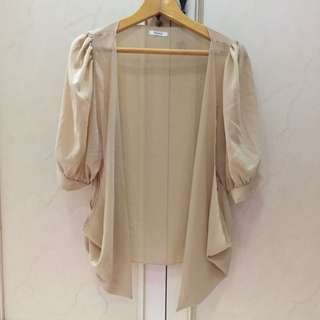 Chiffon Outer By Shop At Velvet
