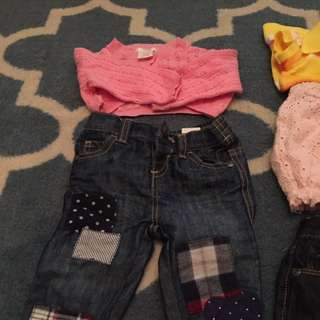 Branded Baby Girls Outfits