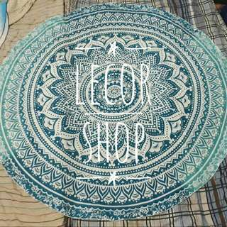 Mandala Beach Towel/mat