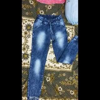 Jogger Jeans