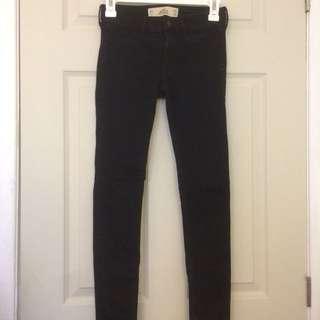 Hollister Super Skinny Jeans Size 0S (24)