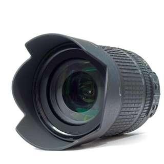Cuci Kitlens Nikon 18-55/18-105mm