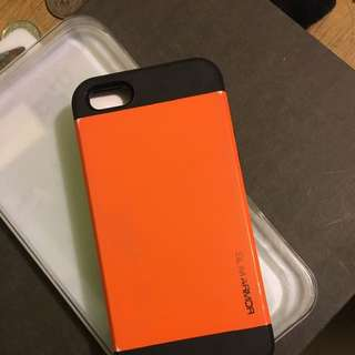 Slim Armor Cellphone Case - Iphone 5