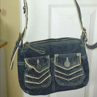 Gap Denim Bag