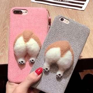 柯基屁股iphone6s/6s plus手機殼