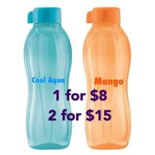 Tupperware Eco Water Bottle 500ml