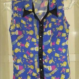 Baju Kutung Simpson