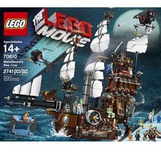 Lego Metalbeards Sea Cow (pirate Ship)