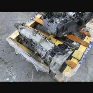 Subaru Impreza Auto Gearbox