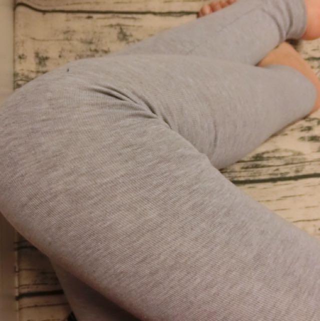 棉質合身舒適內搭褲