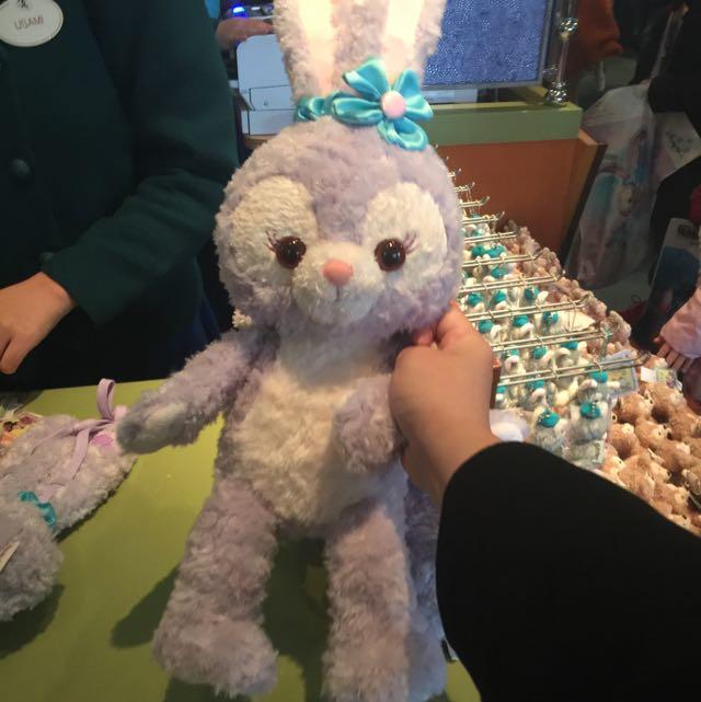 東京迪士尼限定 史黛拉兔玩偶
