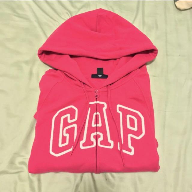 日本購入 Gap桃紅外套