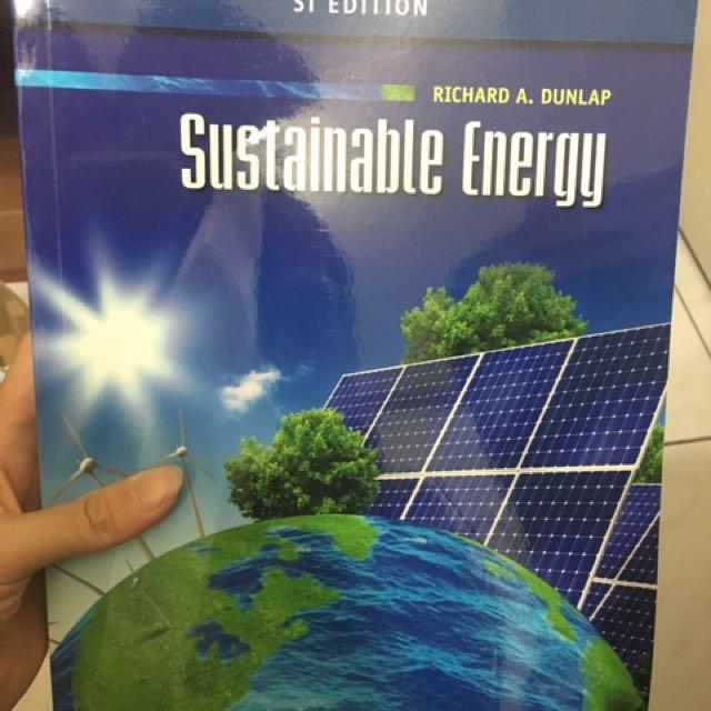 能源與環境 Sustainable Energy