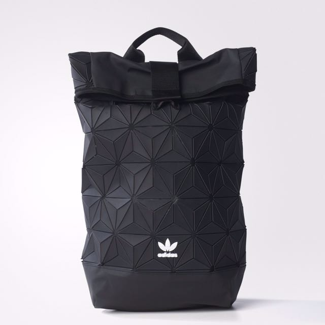 Adidas 3D Rolltop Backpack X Issey Miyake Roll Up Backpack 5715f9ad14502
