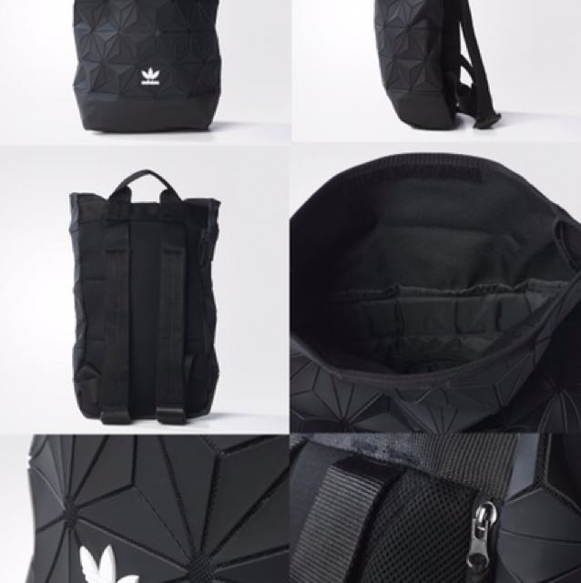 9faaae2d85 Adidas 3D Rolltop Backpack X Issey Miyake Roll Up Backpack