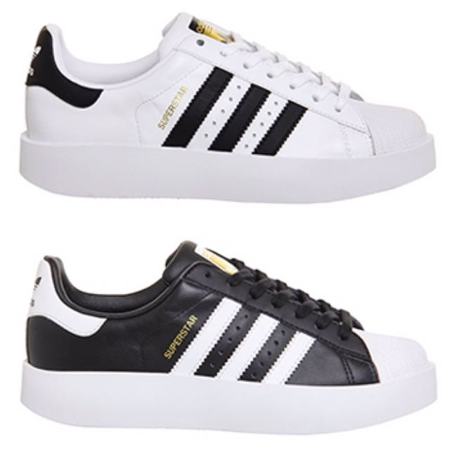 a11646504f6f Adidas Originals Superstar Bold Platform Women s