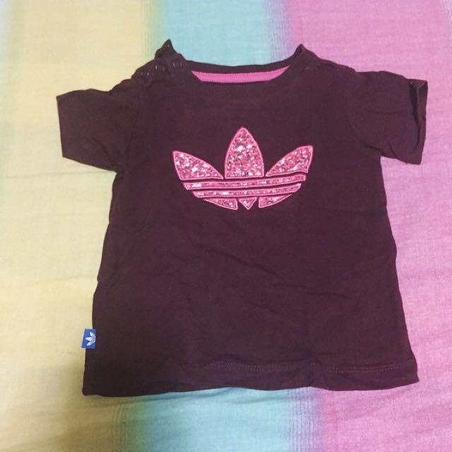 Adidas Shirt 1-2years old