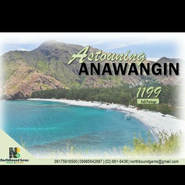 Anawangin Tour Package