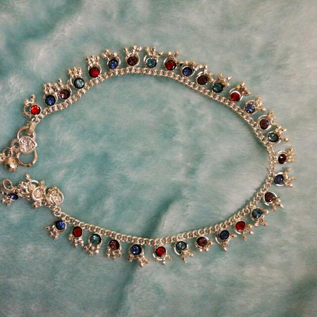 Anklet From India