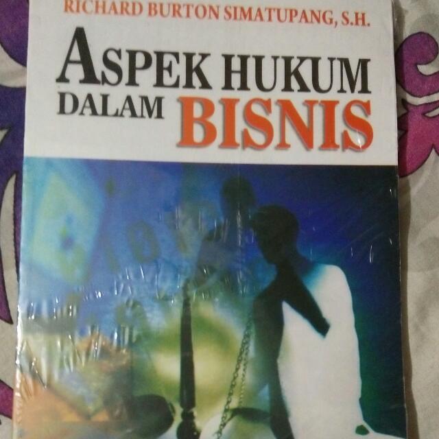 Aspek Hukum Dalam Bisnis (free Ongkir)