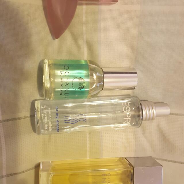 Assorted Ladies Fragrances