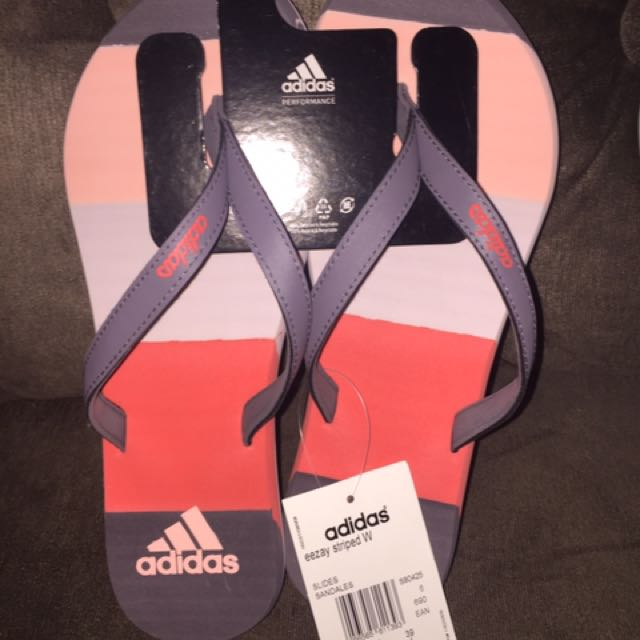 Authentic Adidas Slippers