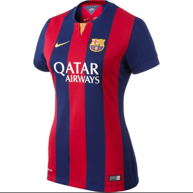 0eef5e6d5 Authentic Barcelona XS Female Jersey