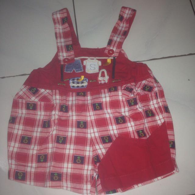 Baju Kodok anak laki2