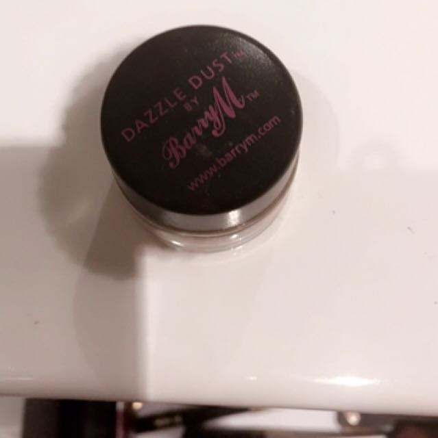 Barry M Loose Glitter Eyeshadow