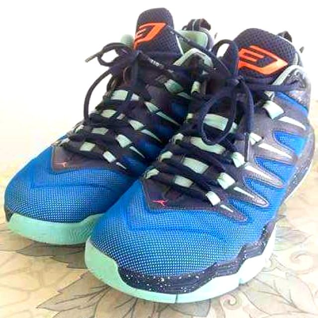 Nike Jordan CP3.IX Basketball Shoes