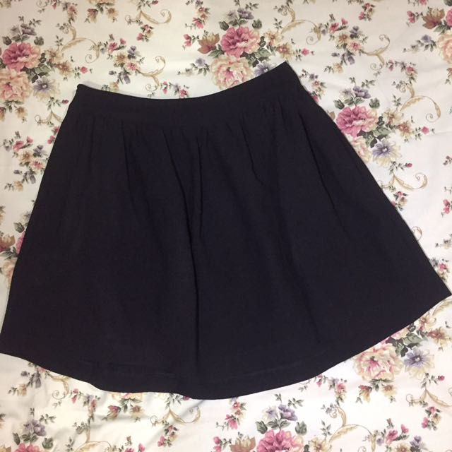 Black Skirt from Icons