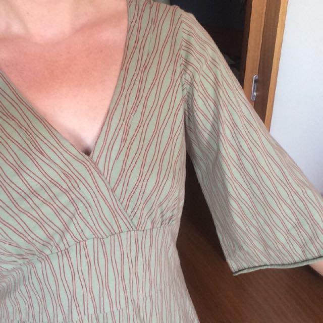 Boho/hippy 60's Dress