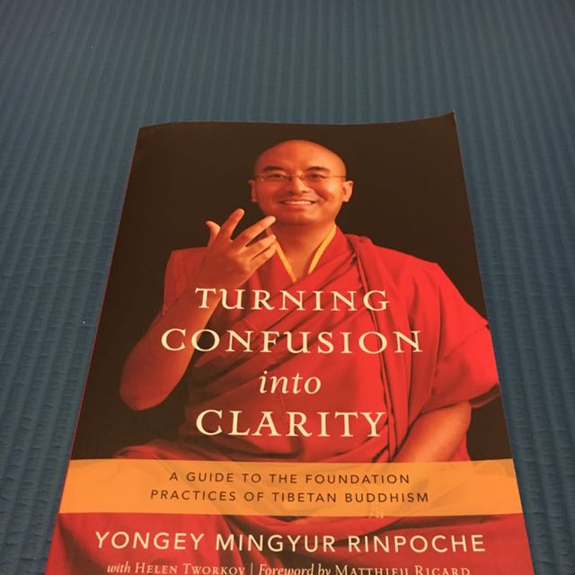 Buddhism: Turning Confusion Into Clarity